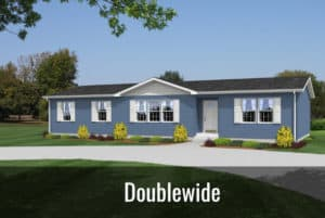 Doublewide Manufactured Homes