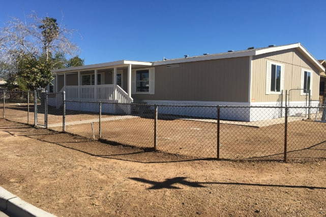 How much does it cost to paint the exterior of a mobile home - How much are modular homes ...