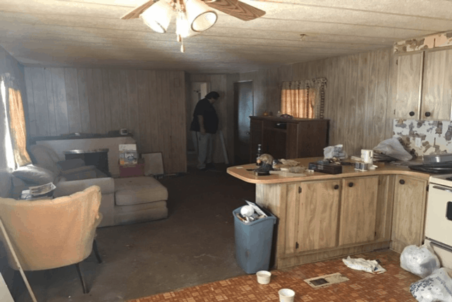 Should You Remodel An Older Mobile Home? on