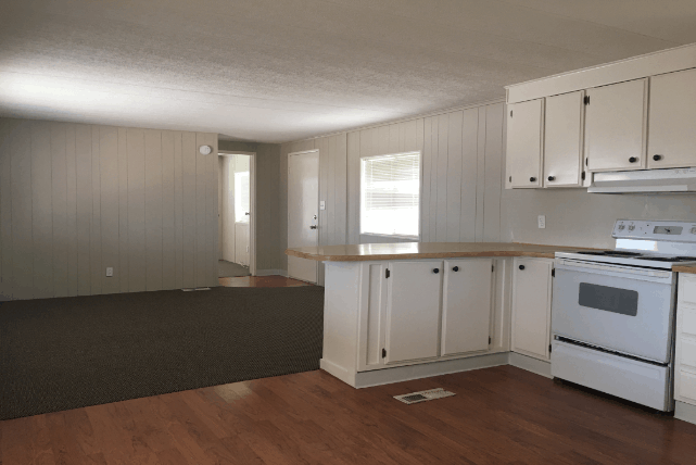 Should You Remodel An Older Mobile Home? | Mobile Home Friend on stairs for mobile homes, cabinets for mobile homes, countertops for mobile homes, shingles for mobile homes, windows for mobile homes, flooring for mobile homes, fencing for mobile homes, ceiling for mobile homes, drywall for mobile homes, fascia for mobile homes, garden for mobile homes,