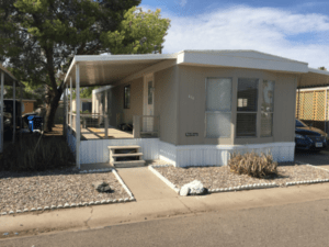 1983 - Single-Wide Manufactured Home