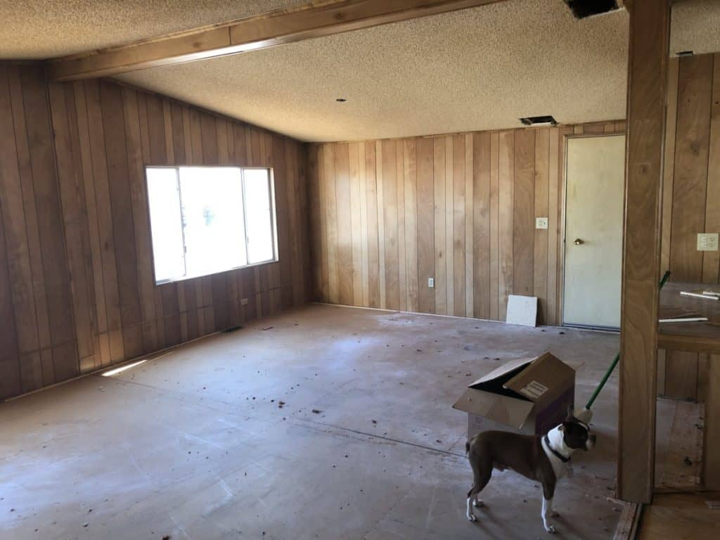 How Do I Make The INSIDE Of My Mobile Home Look Like A Traditional ...